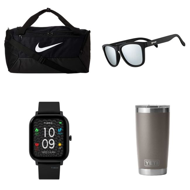 Everyday Carry Essentials: Run Like The Wind