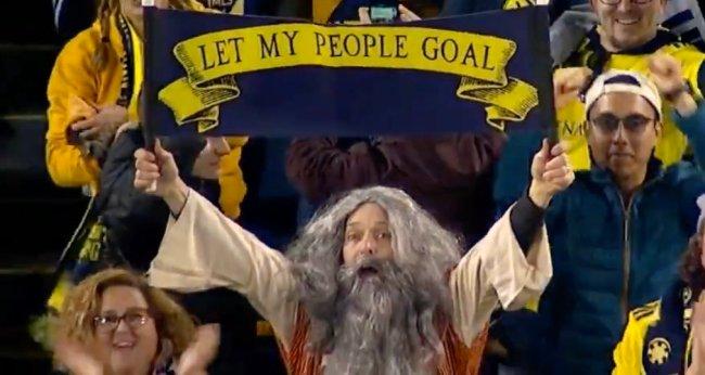 Soccer Moses Nashville