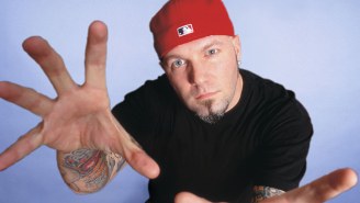 Fred Durst Looks Legitimately Unrecognizable In A New Photo That's Generated Some Hilarious Reactions