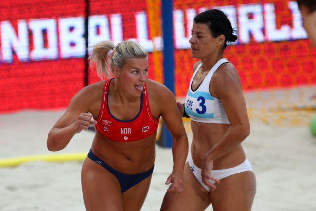 Norway Beach Handball Bikini