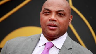 Charles Barkley's Off-The-Cuff Remark About His Boss On Live TV Might Be His Wildest Comment To Date