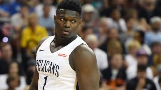 Instagram Model Denies Exposing Zion Williamson But Does Admit Zion Only DMs Her When He Wants To Sleep With Her