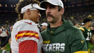 Chiefs QB Patrick Mahomes Weighs In On The Aaron Rodgers/Green Bay Packers Situation