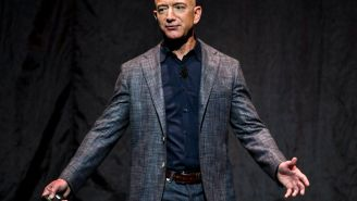 A $28 Million Conflict Causes Passenger To Miss Space Flight With Jeff Bezos