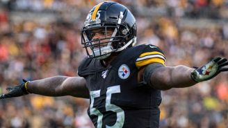 Steelers' Devin Bush Says Grown Men Shouldn't Be On TikTok, Gets Reminded That JuJu Smith-Schuster And Other Teammates Are On The Social Media App