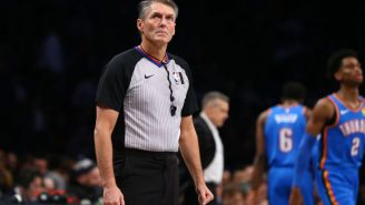 NBA Fans React To Chris Paul's Nemesis Scott Foster Being Named Head Referee For Game 6 Of NBA Finals