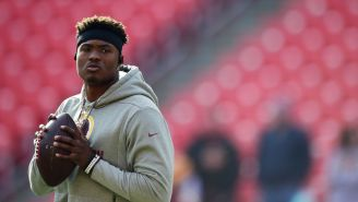 Instagram Model Releases Alleged DMs From Dwayne Haskins Demanding She Return $20K In Gifts Days After His Reported Incident With Wife
