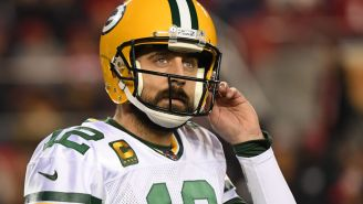 A Brutally Honest Aaron Rodgers Unloads On The Packers For Disrespecting 'High Character' Veterans, Not Listening To His Input On Free Agent Signings