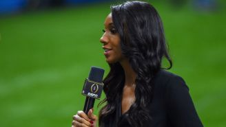 ESPN Reportedly Offers Maria Taylor $3 Million/Year After She Turned Down $5 Million/Year And Asked For 'Stephen A. Smith Money'