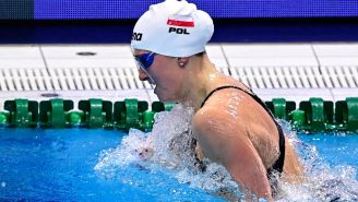 Poland Has To Send Six Swimmers Home From The Olympics Because It Can't Count To 17
