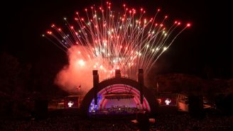 These Epic Aerial Video Of 4th Of July Fireworks In Los Angeles Are Absolutely Mesmerizing