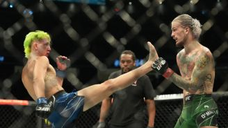 Kris Moutinho Went From Working 80 Hours A Week At Paint Factory To Getting $75k Bonus In His UFC Debut