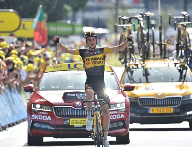 Sepp Kuss Tour De France