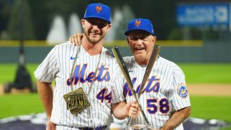Pete Alonso's Batting Practice Pitcher Deserves A Hall Of Fame Bid For His Lights-Out Home Run Derby Performance