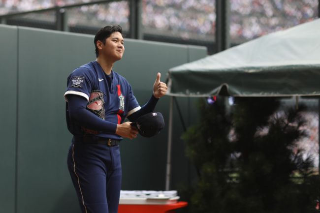 Shohei Ohtani 91st MLB All-Star Game presented by Mastercard