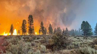 Oregon's Bootleg Wildfire Is So Massive That It Is Literally Creating Its Own Weather