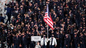 The U.S. Olympic Flag Bearer Is The Best In The World, Here's Why:
