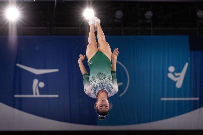 Olympics Gymnastic Tokyo 2020 Trampoline