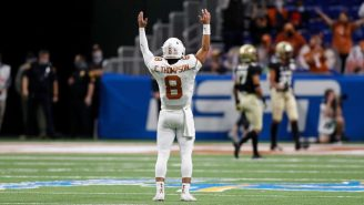 Texas QB Casey Thompson Using NIL To Help End Child Hunger Is Another Example Of The NCAA's Incompetence