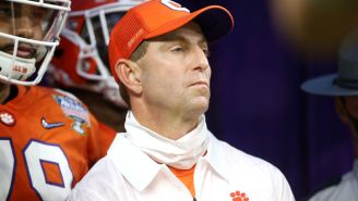 Dabo Swinney Again Proves A Coward, Dodges Question About Quitting Football At ACC Media Days