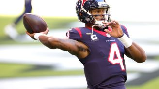 Houston Texans Reportedly Reveal Their Asking Price For Deshaun Watson In Potential Trade And It's A Lot