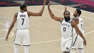 Brooklyn Nets Reportedly Pay For Houses For Star Players' Side Chicks And Girlfriends Which Likely Violates League Rules