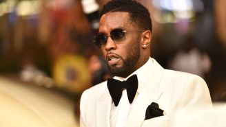 Diddy Once Woke Up With '15 Roaches' Which Is Why He Is Now Eating Mango At A Pool By The Ocean
