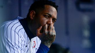 Aroldis Chapman Vows To Make People 'Shut Up' Over Sticky Substance Allegations