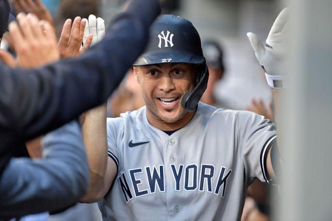 Seattle Mariners Stanton Yankees home Run