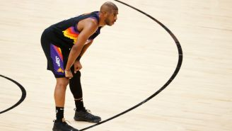 NBA Fans Mock Chris Paul After His Terrible Game 4 In The NBA Finals Vs Milwaukee Bucks