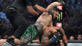 UFC's Tai Tuivasa Brings Up Greg Hardy's Domestic Violence Allegations While Mocking Him In Instagram Post 'I'm A Man, I Hit Back'
