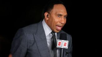 Nigerian Basketball Team Blasts ESPN's Stephen A. Smith For Mispronouncing Their Players' Names On 'First Take'