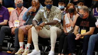LeBron James Admits To Smuggling Bottle Of Tequila Into Arena During Game 5 Of The NBA Finals