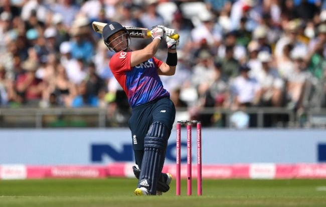 Liam Livingstone Cricket England v Pakistan - Second Vitality International T20