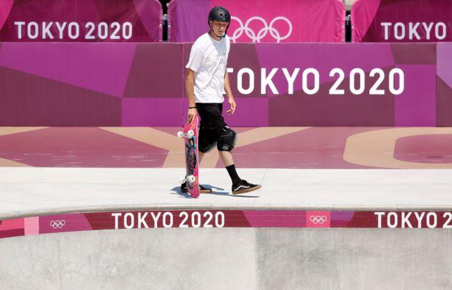 Tony Hawk Tokyo Olympics 2020