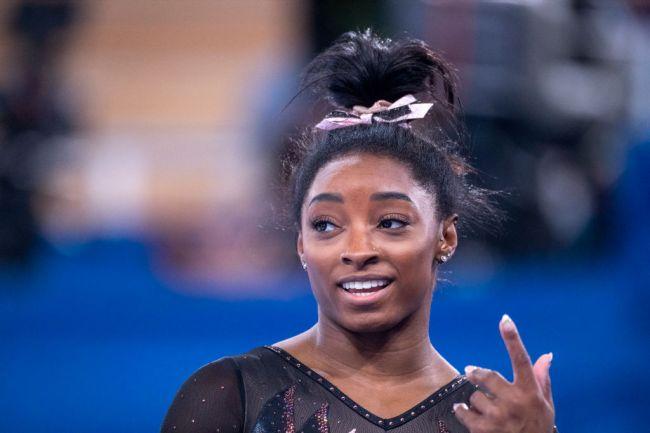 Simone Biles Tokyo 2020 Olympics