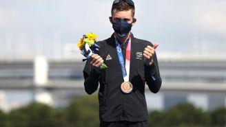 Triathlete Makes Ex-Girlfriend Regret Breakup After He Wins Olympic Medal In Tokyo