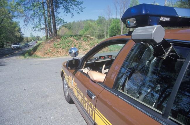 PJs Deli in Pennsylvania outs police speed trap, cops admit Jokes on us.