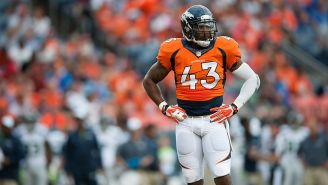 Former NFL DB TJ Ward Gets Ripped To Shreds By Fans After He Attacked Ron Rivera For Getting Cancer