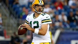 Aaron Rodgers Reportedly Wants Guaranteed $45 Million/Year For Two Years