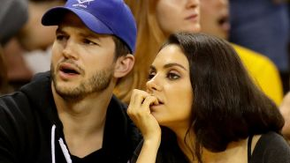 The Internet Was Disgusted After Mila Kunis And Ashton Kutcher Revealed They Don't Believe In Bathing Themselves Or Their Children Too Much