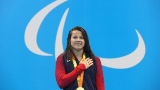 Six-Time Paralympic Medalist Quits Team USA After Being Denied An Assistant, Her Mother