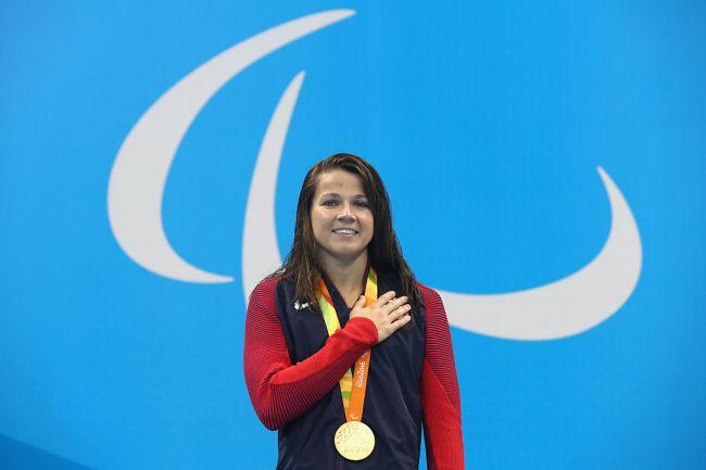 Becca Meyers USOPC Paralympics United States