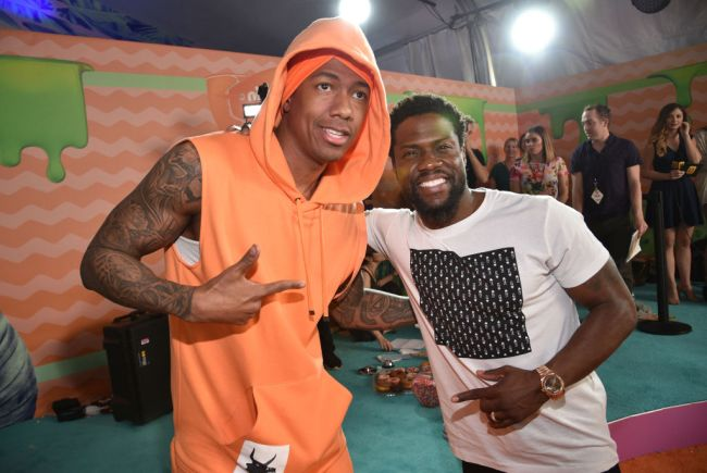 Kevin Hart Nick Cannon