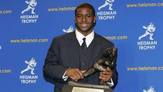 Reggie Bush Is Going Off On The NCAA, Maintaining His Innocence, And Demanding He Get His Heisman Trophy Back