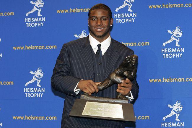 Reggie Bush Heisman Trophy