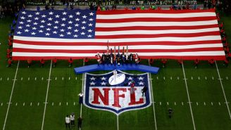 The NFL To Feature Black National Anthem During All Big Events, Will Add More Social Justice Messaging Next Season