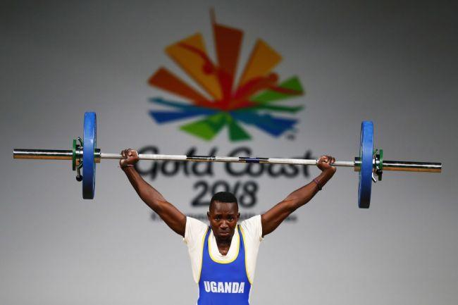 Julius Ssekitoleko Uganda Weightlifting Tokyo Olympics
