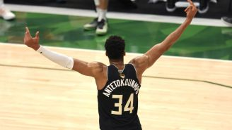 Fellow NBA Players FINALLY Gave Giannis Props On Social Media Following NBA Finals Victory
