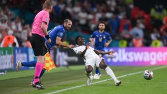 Italy Defender (And Witch?) Giorgio Chiellini Says He Placed A Curse Upon England's Bukayo Saka